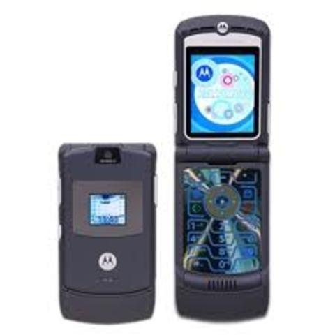 Motorola RAZRv3