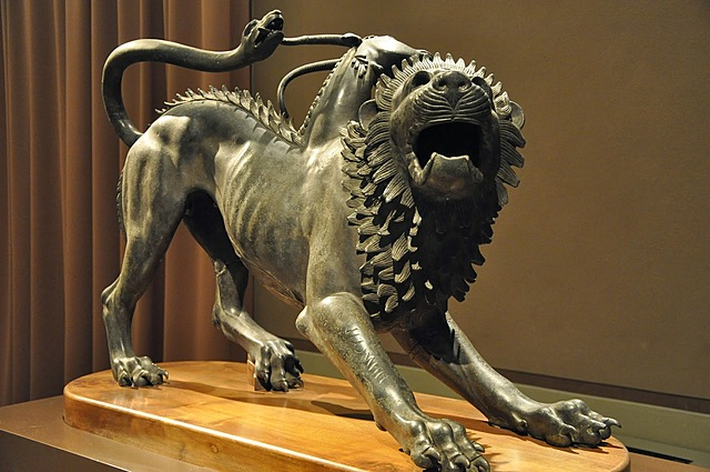 Quimera d'Arezzo