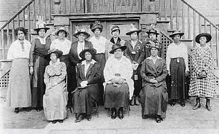 National Association of Colored Women was Founded
