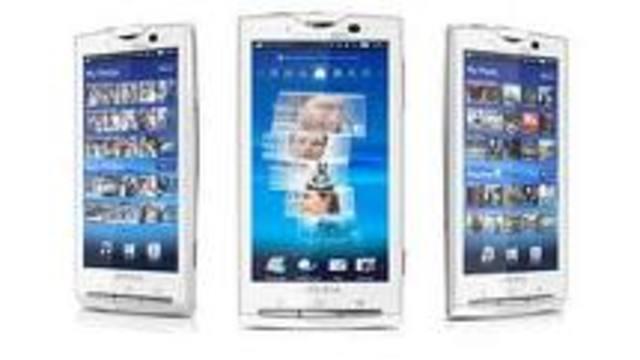 Sony Ericsson x10 (Android)