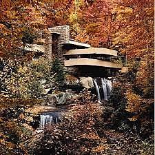 Casa de la Cascada / Frank Lloyd Wright