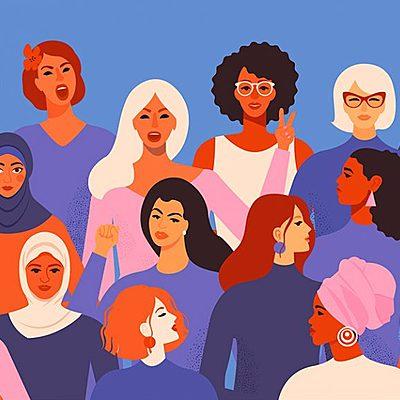 Women's History timeline