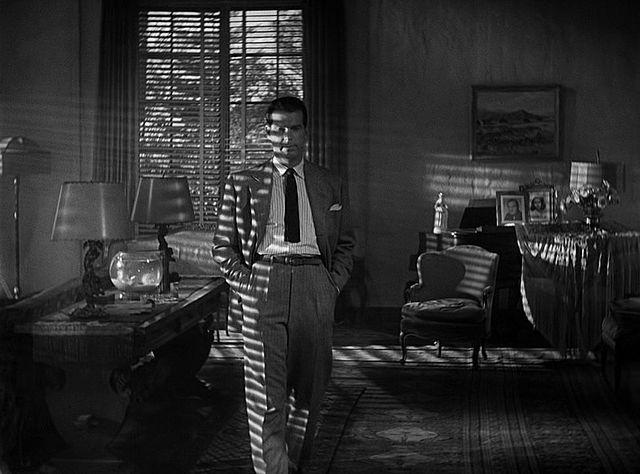 Double Indemnity: Billy Wider (film Noir)