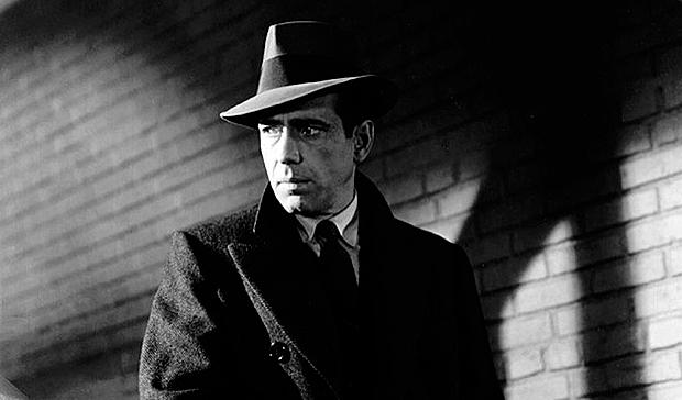 El Halcón Maltés: John Huston