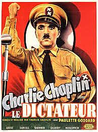 El gran Dictador: Charles Chaplin