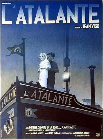 El Atlante: Jean Vigó (Francia) realismo poético