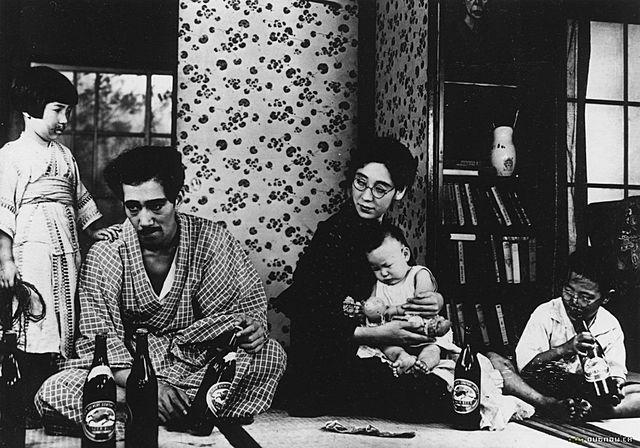 """Otona no Miru"": Yasujiro Ozu (Japón)"
