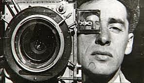 Dziga Vertov: El hombre con la Cámara