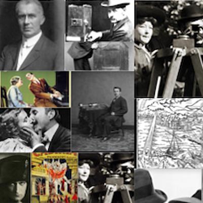 Grandes Hitos del origen de Cine timeline