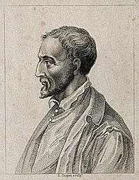 Gerolamo Cardano (  un estudioso 24 de septiembre de 1501-21 septiembre de1576)