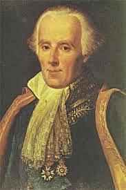 Pierre Simon Laplace (23 de marzo de 1749 - 5 de marzo de 1827)