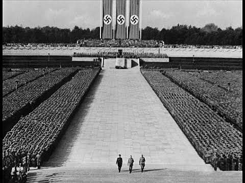 Triumph des Willens: Leni Riefenstahl (documental)