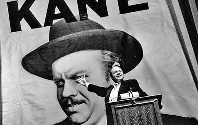 Citizen Kane: Orson Welles