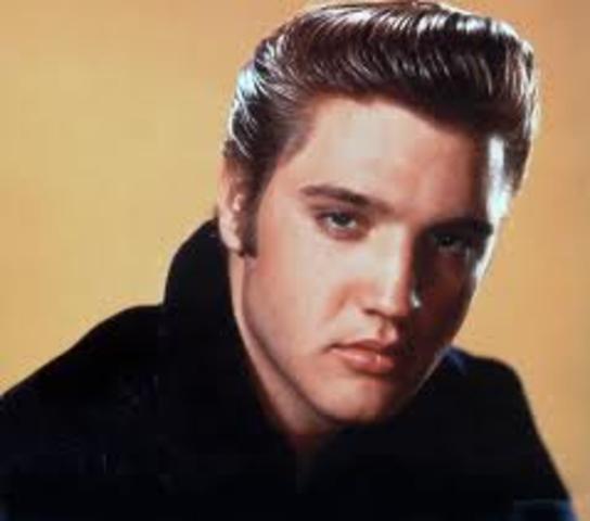 Elvis Presly found dead