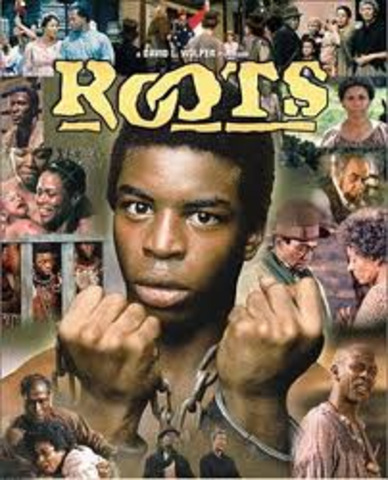 Miniseries Roots Airs