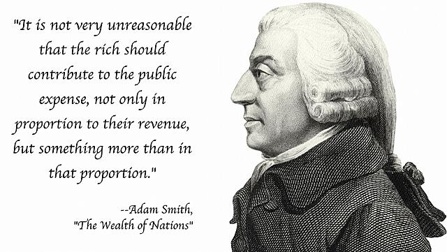 Escuela de Adam Smith (1723-1790)