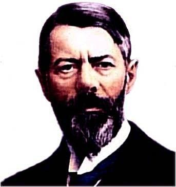 Escuela Estructucuralista Max Weber
