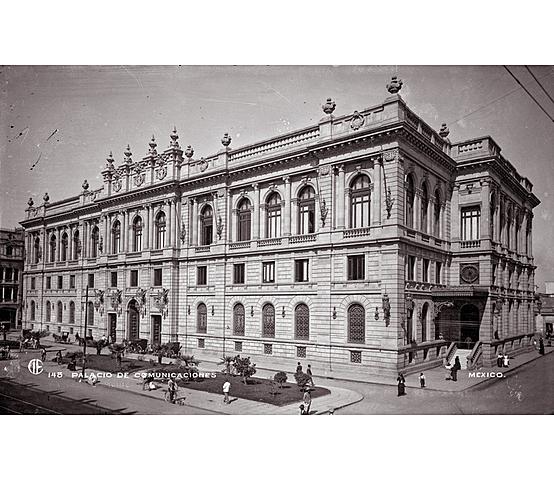 Secretaría de Comunicaciones y Obras Públicas