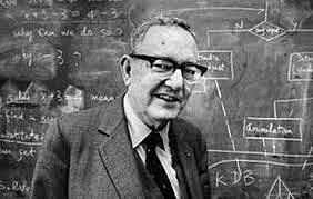 Escuela Cuantitativa Herbert Simon (1916-2001)