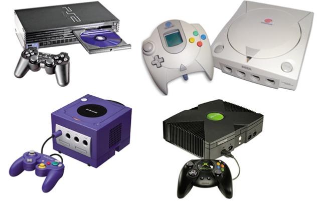 Videogame 6th generation