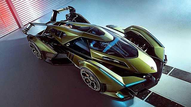 Lamborghini Vision
