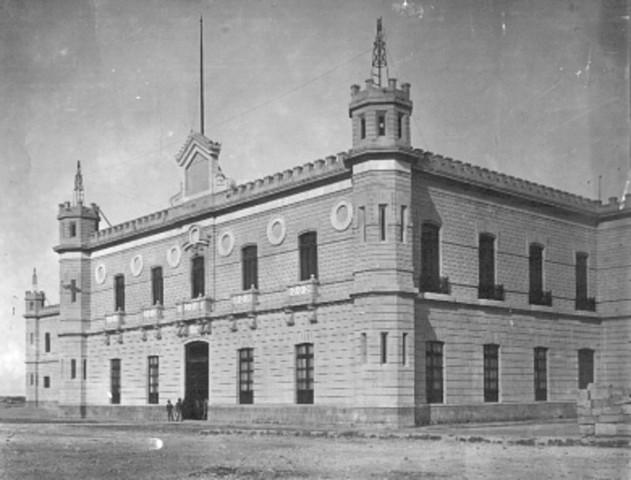se asigna el Palacio de Lecumberri como sede del Archivo General de la Nación