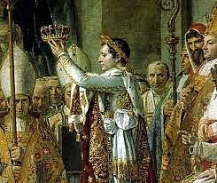 Napoleone incoronato Imperatore