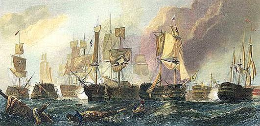 Battaglie di Austerlitz e Trafalgar