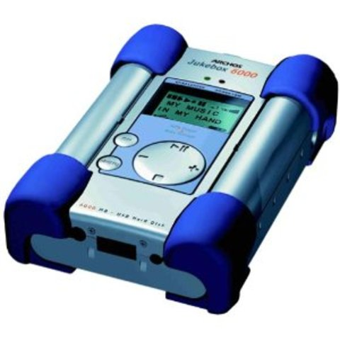 """First """"portable media player"""""""