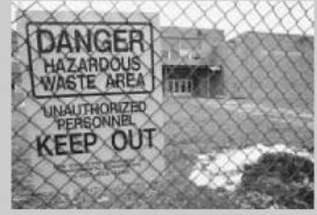 Love Canal in New York declared federal disaster