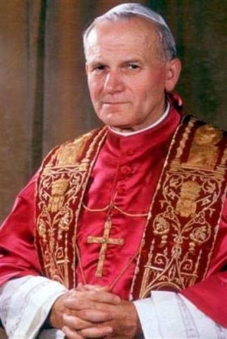 John Paul II Becomes Pope