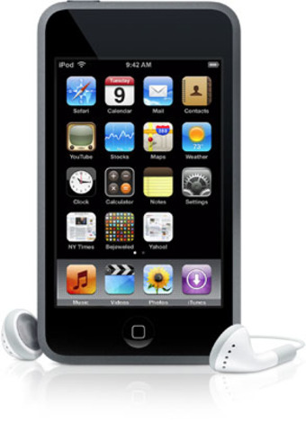 iPod touch Generation 4