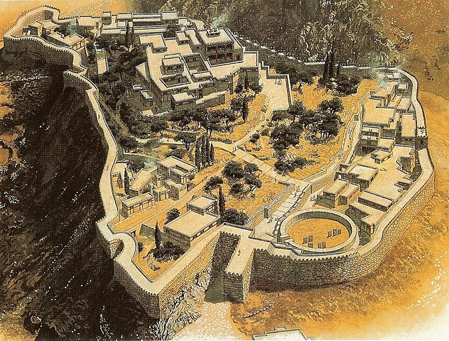 civilització micènica