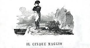 Napoleone muore sull'Isola di Sant'elena