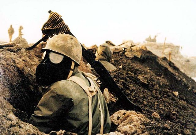 Invasion of Iraq and Operation Ramadan