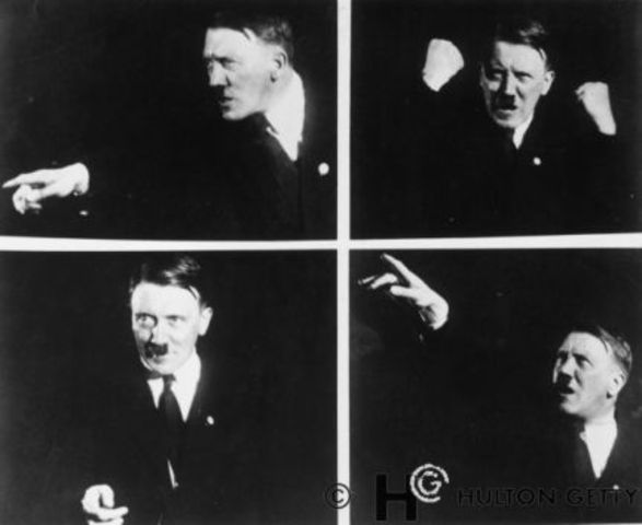Hitler comes to Power