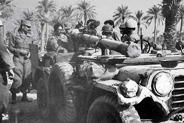 The rest of 1984 and the recapture of Mehran