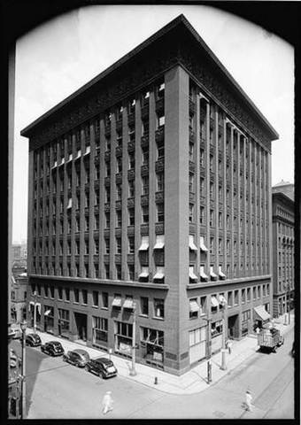 Wainwright Building, St. Louis, MO