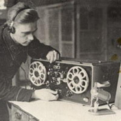 История зарубежного радиовещания timeline