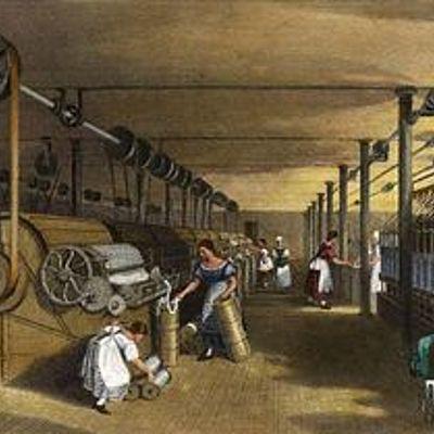Revolução Industrial timeline