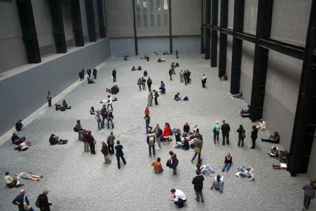 Sunflower Seeds, Turbine Hall, Tate Modern, London
