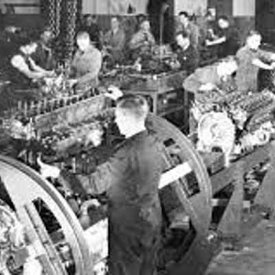 Revoluções Industriais timeline