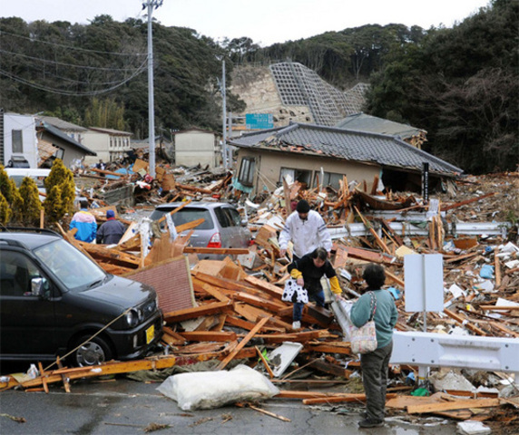 Earthqake and Tsunami in Japan