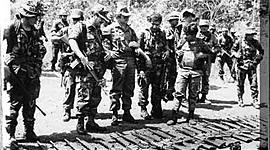 Conflicto armado de El Salvador timeline