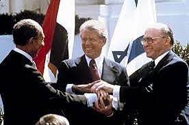Egypt-Israel peace Treaty