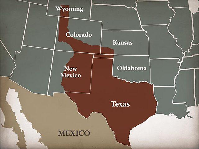 Texas Enters the Union