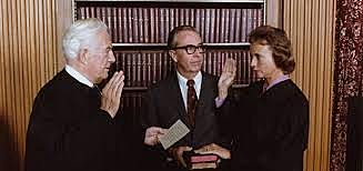 Sandra Day O'Connor Appointment to U.S Supreme Court