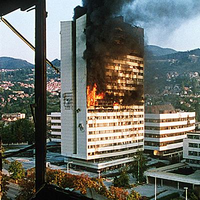 Югославская война timeline