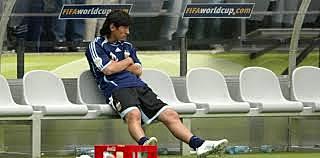 Primer mundial con Argentina.