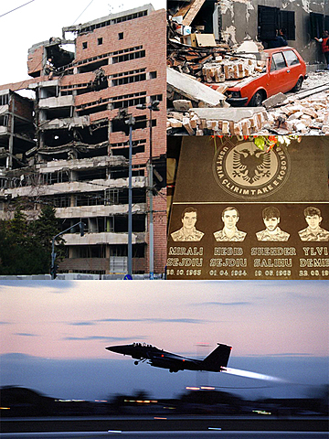 начало Косовской войны